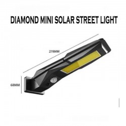 Foco solar mini street light