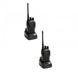 Kit 2 Radios VHF/UHF 16...