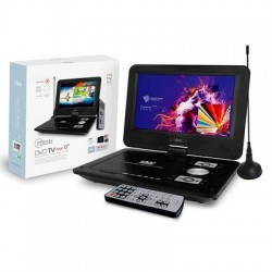 DVD/TV portatil Mlab 9'p