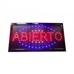 Cartel luminoso 47x25 3...