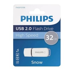 Pendrive 32 Gb Philips Snow
