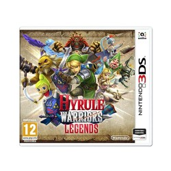 Hyrule Warrior Legends 3DS