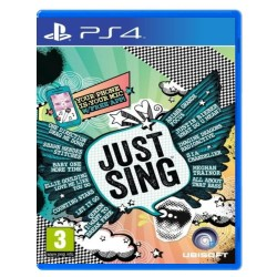 Just Sing - PS4