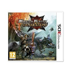 Monster Hunter Generation 3DS